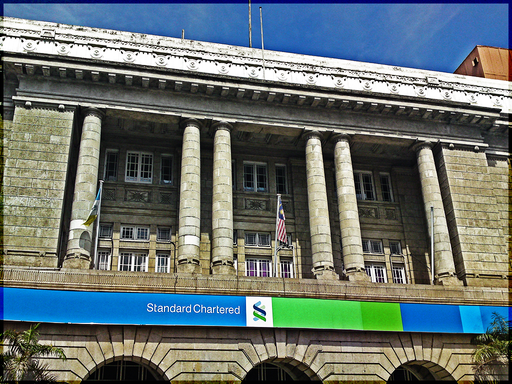 standard chartered bank tfm A foreign bank has been given access to a key piece of china's financial system for the first time.
