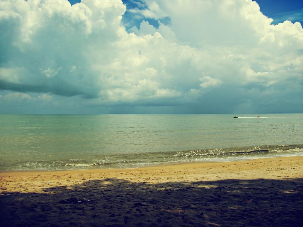 Penang Isle: A Beach Portrait