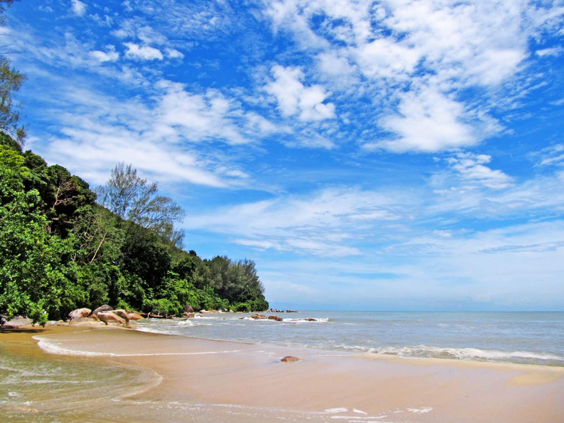 Penang Beach Paradise | Perspective of Penang Beach