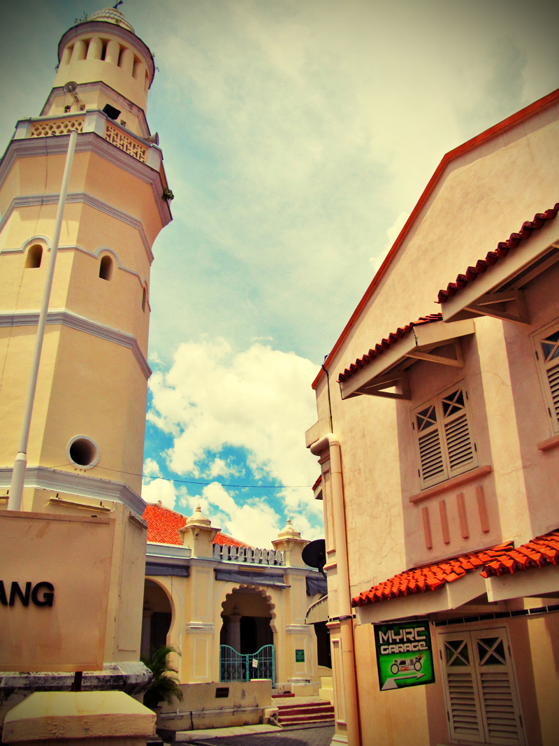 Penang Isle: Acheen Street | Perspective of Penang