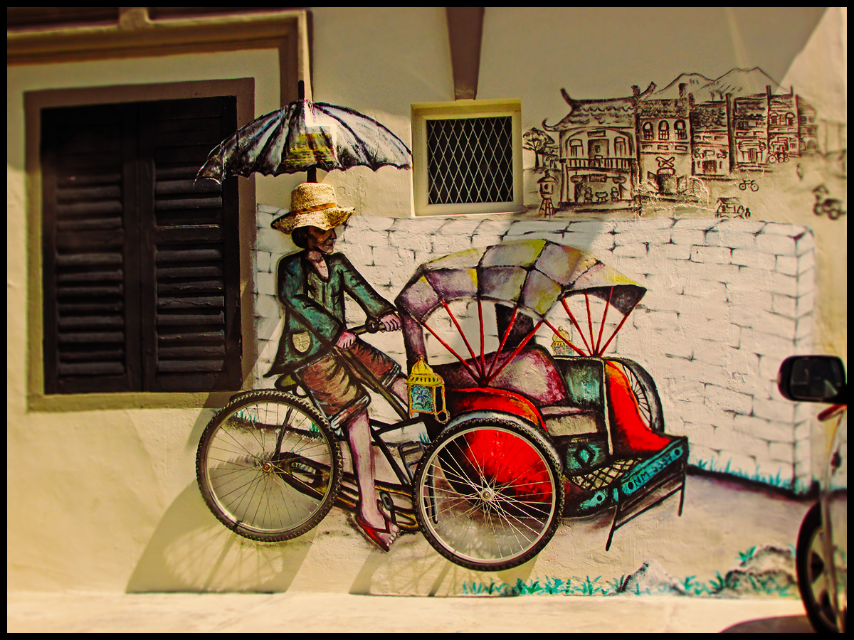 Penang Peranakan Mansion - Georgetown Attractions