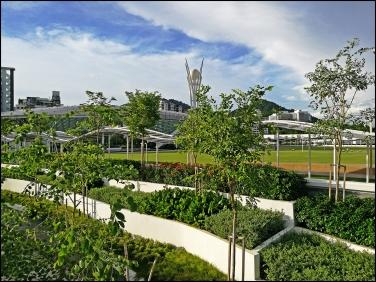 Setia SPICE Rooftop Public Garden