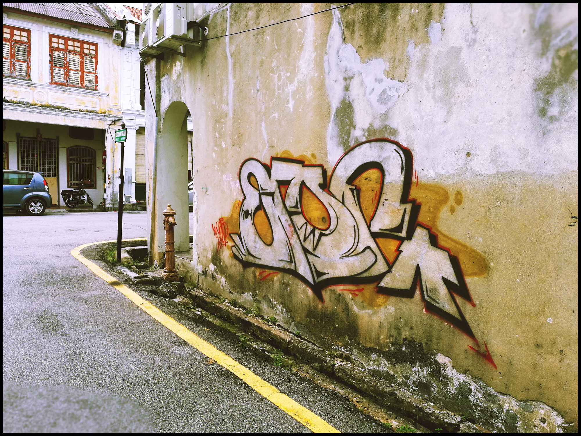 Urban Graffiti VIII