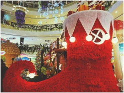 Christmas @ QB Mall
