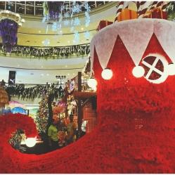 Christmas @ QB Mall