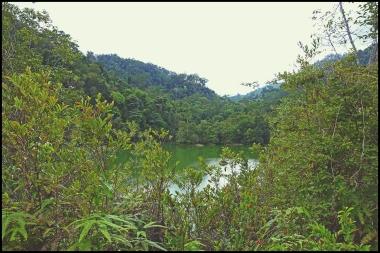 Ayer Itam Dam